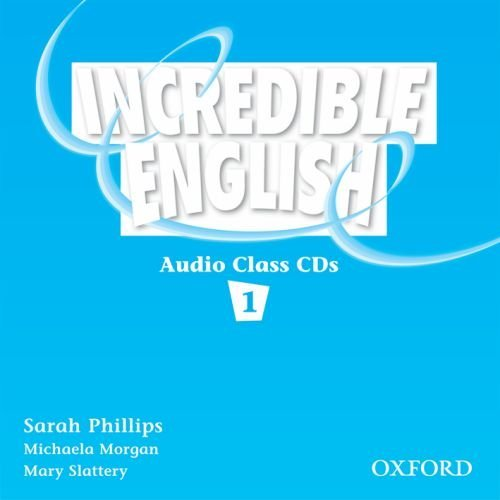 Incredible English 1 Class Audio CD