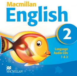 Macmillan English 2 Language CD