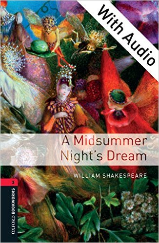 OBL 3: A Midsummer Night's Dream Audio CD Pack