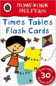 Ladybird: Times Table flash cards