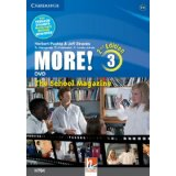 More! Second Edition 3 DVD