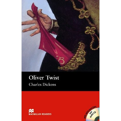 Oliver Twist (with Audio CD)