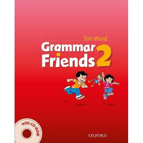 Grammar Friends 2 Student's Book with CD-ROM Pack