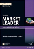 Market Leader 3rd Edition Extra Advanced ActiveTeach CD-ROM