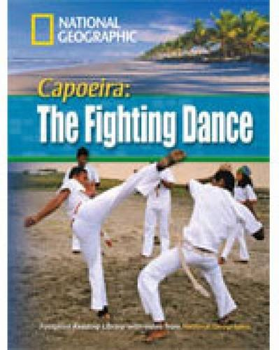 Fotoprint Reading Library B1 Capoeira: The Fighting Dance with CD-ROM