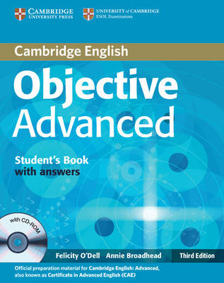 Objective Advanced (Third Edition) Student's Book with answers with CD-ROM