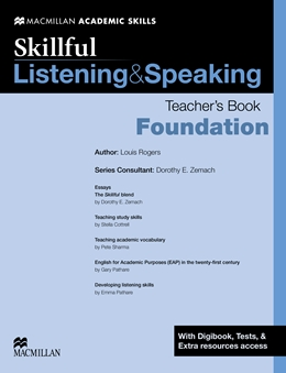 Skillful Listening and Speaking Foundation Level Teacher's Book + Digibook