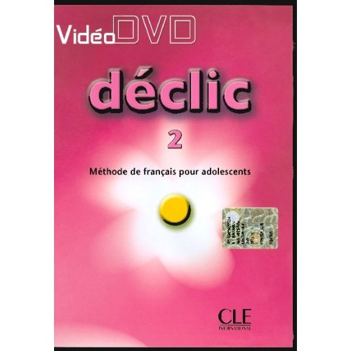 Declic 2 - DVD video PAL