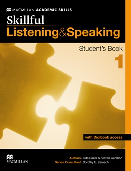 Skillful Listening and Speaking Level 1 Student's Book + Digibook