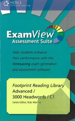 Fotoprint Reading Library C1 Examview CD-ROM (3000 words)