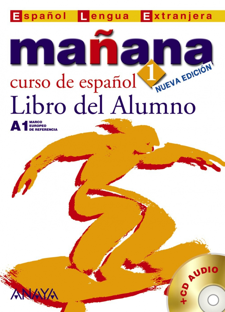 Manana 1. Libro del Alumno + CD Audio