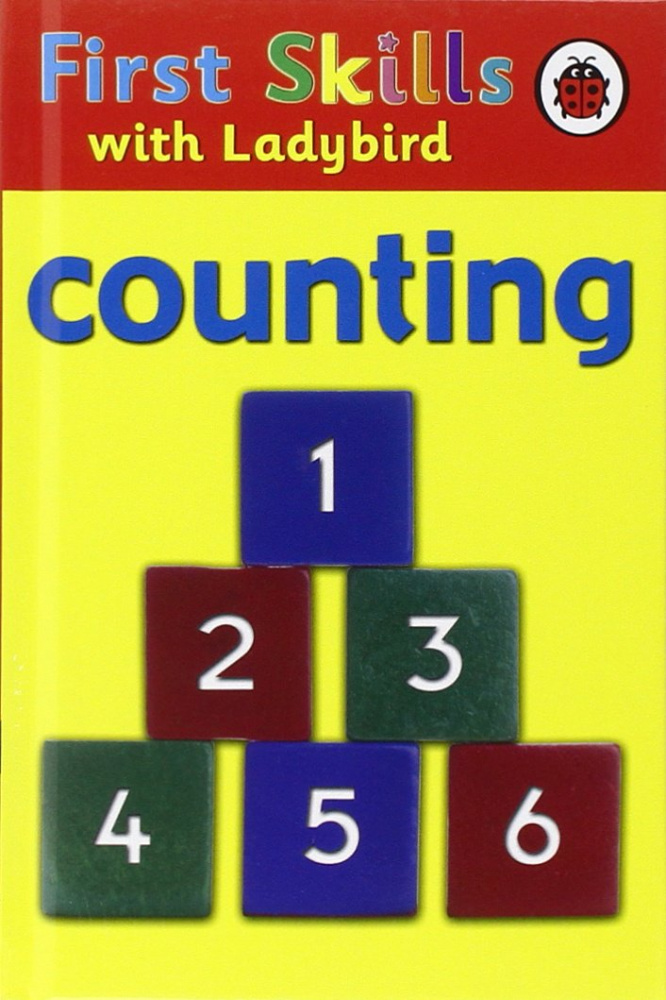 Ladybird: First Skills Counting