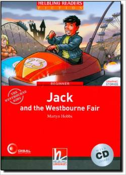 Red Series  Graphic Fiction Level 2: Jack and the Westbourne Fair + CD
