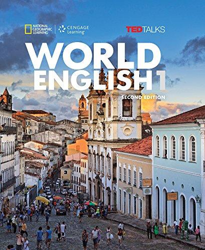 World English Second Edition 1 Student Book with OWB Access