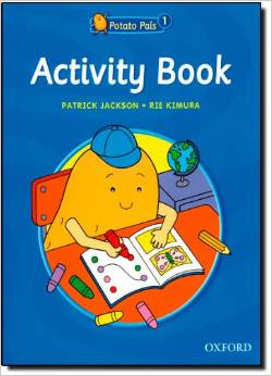 Potato Pals 2 Activity Book