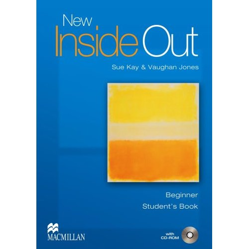 New Inside Out Beginner Student's Book + CD-ROM Pack
