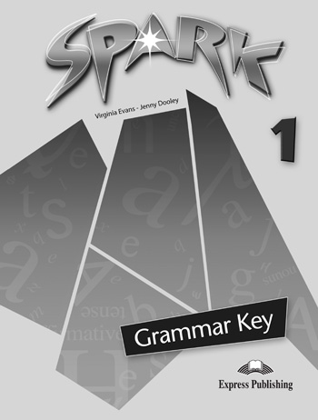 Spark 1 (Monstertrackers) Grammar Book Key