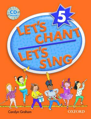 Let's Chant, Let's Sing 5 Student Book with Audio CD