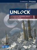 Unlock Listening and Speaking Skills 1 Teacher's Book with DVD