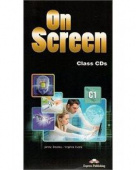 On Screen C1 Class Audio CDs (set of 5)