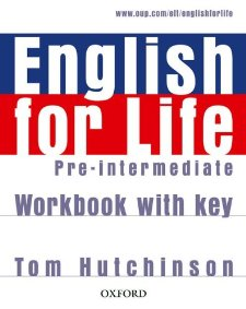 English for Life Pre-Intermediate Workbook with Key