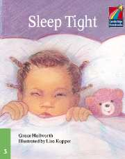 Cambridge Storybooks Level 3 Sleep Tight