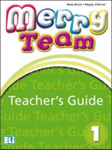 Merry Team 1 Teacher's Guide + Audio CD