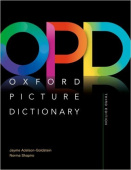 Oxford Picture Dictionary (Third Edition) Monolingual English Edition
