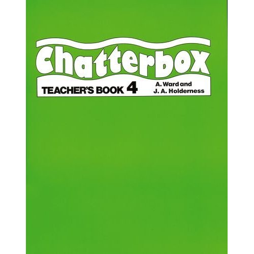 Chatterbox Level 4 Teacher's Book