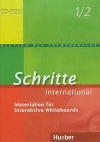 Schritte international 1/2 Materialien fur interaktive Whiteboards (CD-ROM)