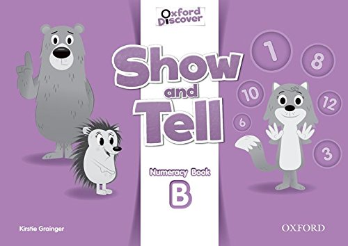 Show and Tell Level 3  Numeracy Book