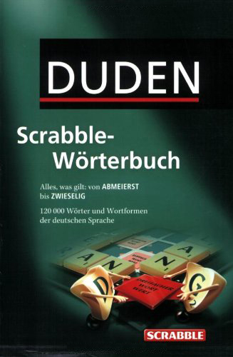 Duden Scrabble-Worterbuch