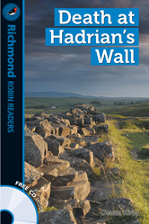 Robin Readers Level 2 Death at Hadrian's Wall