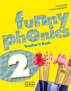 Funny Phonics 2 Teacher's Book