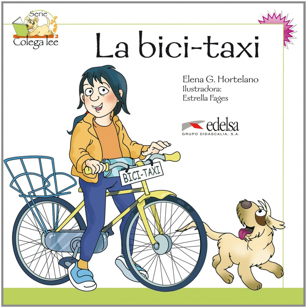 Colega Lee 2 - La bici-taxi