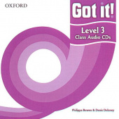 Got it! 3: Class Audio CDs