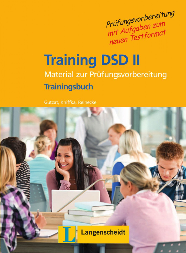 Training DSD II Kursbuch + Audio-CD