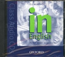 In English Elementary Class Audio CDs (2)