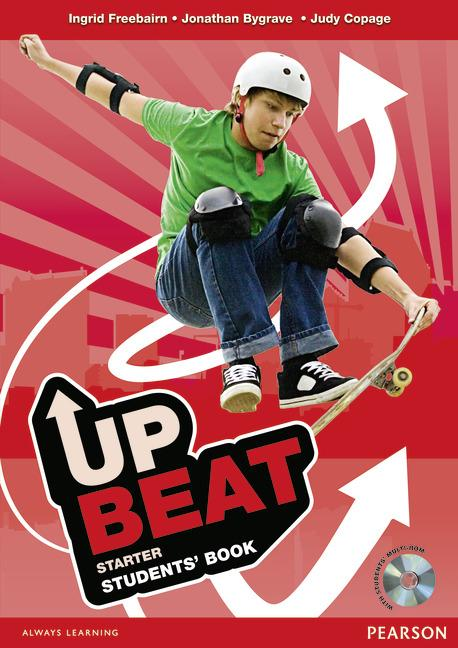 Upbeat Starter Students Book & Multi-ROM Pack