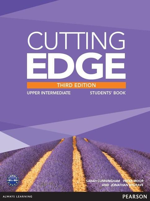 Cutting Edge 3rd Edition Upper Intermediate Students' Book (with DVD)
