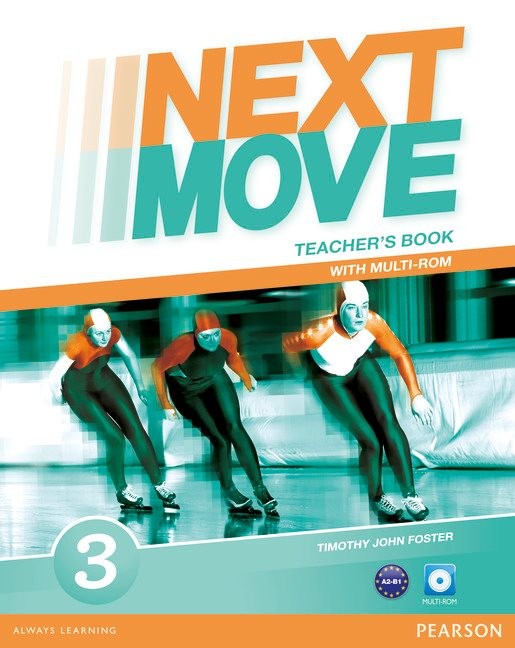 Next Move 3 Teacher's Book & Multi-ROM Pack
