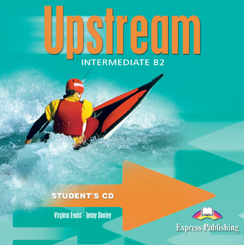 Upstream Intermediate B2 Student's Audio CD