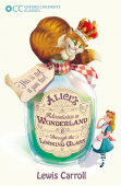 OCC: Alice's Adventures in Wonderland and Through the Looking-Glass (Paperback)