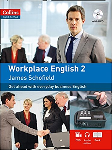 Collins Workplace English 2 with CD/DVD