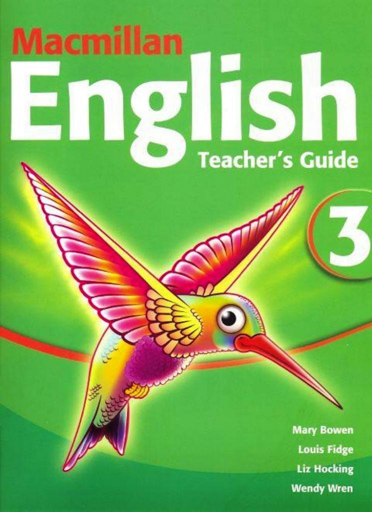Macmillan English 3 Teacher's Guide