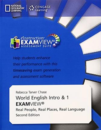World English Second Edition Intro - 1 ExamView CD-ROM