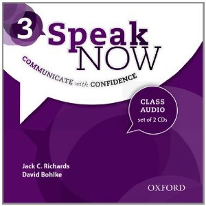 Speak Now 3 Class Audio CDs (2)