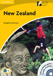 New Zealand with CD-ROM/Audio CD