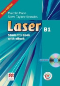 Laser Third Edition B1 Student's Book and CD ROM Pack + MPO + e-book