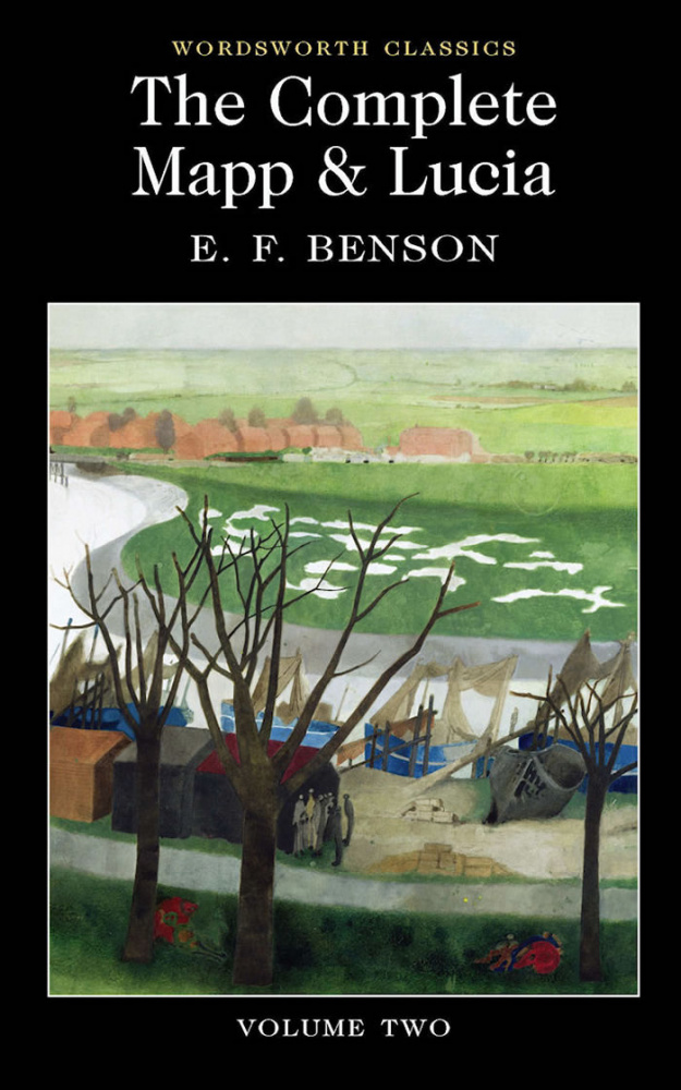Benson E.F. The Complete Mapp And Lucia Volume Two